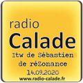 Itw sur radio Calade 14092020