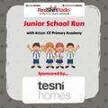 #JuniorSchoolRun - Acton Primary - Week 1 2019