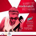Maria Papidaki Interview @ Mix & Match with Bresta & Fran | Envy Radio
