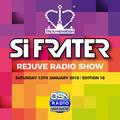 Si Frater - Rejuve Radio SHOW #18 - 13.01.18 #OSN Radio (JANUARY 2018)