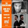 2021-05-26 - Bailey - DnB NYC Radio feat. Koherent