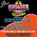 Francois Kevorkian Live Monarch Shelter 30° Anniversary NYC 17.9.2021