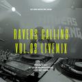 RAVERS CALLING VOL.3 DJ GEN WITH MC NOSI LIVEMIX