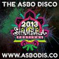 The ASBO Disco live in The Calypso Bar, Shambala 2013