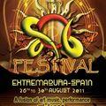 Mixmaster Morris @ SOL Festival, Extremadura Spain Aug 2011 - Saturday