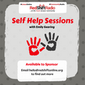 #SelfHelpSessions - 19 July 2019 - Interview with Diane Woolrich