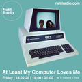 At Least My Computer Loves Me w/ k means and Itoa - 14th February 2020