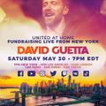 David Guetta / United at Home - Fundraising Live from NYC