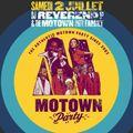 Dj Reverend P, Orel1, Kya, Dj Matt & Dj Sunshine @ Motown Party, Djoon Club, Saturday July 2nd, 2016