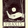 Hands on vinyl @ party for the 25th  anniversary of PRAXIS RECORDS