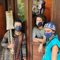 Rebel Up & friends with Imane & Didi of TSouKina @ Kiosk Radio 03.09.2020