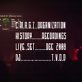 History Recordings - 2008 live DJ Set DJ T.V.O.D.
