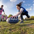 O2 Touch April 17 - Danny Howard vs England Rugby
