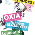 LAURENT N. LIVE DJ SET @ FLORIDA ON THE ROCKS (Party with OXIA & N. MASSEYEFF (06-08-2011)