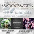 ...out of the woodwork - episode 27: artist mix - Pablo Splice [Juncture Music NYE 2020]