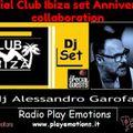 Special Club Ibiza set Anniversary collaboration with dj Alessandro Garofani