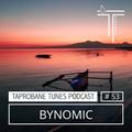 TAPROBANE TUNES PODCAST 053 - BYNOMIC ( Switzerland )