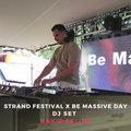 Be Massive Day X Strand Festival 08-2021