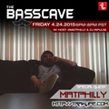 The Basscave EP: 24 - matphilly 4/24/15