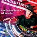 Mixed Emotions Music V24 by Nick Fernandez