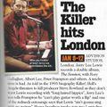 Sonic Boom Radio Show [Το Φράγμα Του Ήχου S05E09 26-01-2018] -Jerry Lee Lewis In London.