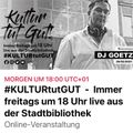 Live-Stream 26.02.2021 Stadtbibliothek Recklinghausen