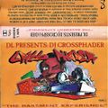 DL Presents: DJ Crossphader - The Basement Experience Tape 1 (2000, cassette-only mixtape)
