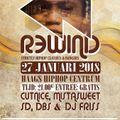 REWIND party (270118) promo DJ Cutnice