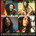 4 Roots Reggae Legends Back To Back - Bob, Ijahman, Alpha & Nasio - Rewind on HearticalFM