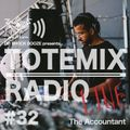 Episode 32 : TOTEMIX with The Accountant - Calgary