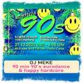 DJ Meke - Xmas 90s Radio Corax (eurodance & happy hardcore)