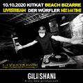 DJ DER WÜRFLER - 10.10.2020 - KITKAT BEACH BIZAARE - LIVESTREAM- Vinyl ONLY