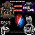 DMR The Vibe soul mash Mix By DJ Daddy Mack(c) Oct 2021