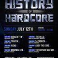 The Outside Agency - History of Hardcore Part 2 On HardSoundRadio-HSR