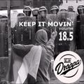 Dj Droppa - Keep it movin' 18.5