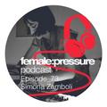 female:pressure podcast Episode 73: Simona Zamboli