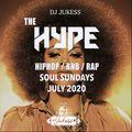 #TheHypeJuly - Soul Sundays Mix - @DJ_Jukess