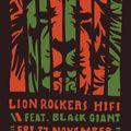 Lion Rockers Session 27/11/15