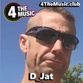 """DJat """"The Jat that House Built #40"""" - 4 The Music Live - 14-06-21"""