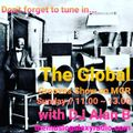 The Global Grooves Show on MGR - Edition 106 - 18th April 2021