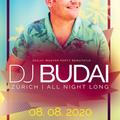 Dj Budai @ Zürich 2020.08.08. All Night Long part1