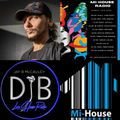 The Love House with Jay on Mi-House Radio featuring Junior Jack