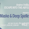 Maske & Deep Spelle - Escape Into The Abyss #32