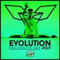 Yusef Kifah pres. EVOLUTION Radioshow 020 [Exclusive Set] #EVO020