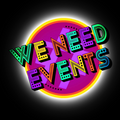 We Need Events Launch Party 30/01/21- Black Octopus Live Techno/Bingo Mix