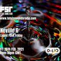 Neville G Future Sounds Radio Show February 2021