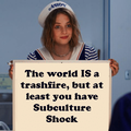 Subculture Shock: 01/10/2021