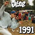 FAYDZ - 1991 Free Party Rave Mix (Volume 3)