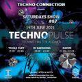 Dj Tomas Chet - Techno Pulse #67 2021.06.19