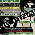 The jamDEMIX Music Marathon feat. SammyRock aka Soul Oasis